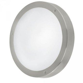 Eglo VENTO 1 Lámpara de techo o pared LED Acero inoxidable, 3 luces