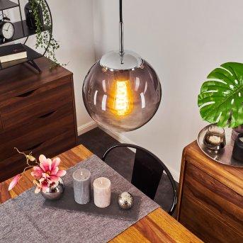 Degevos Lámpara Colgante Cromo, 1 luz