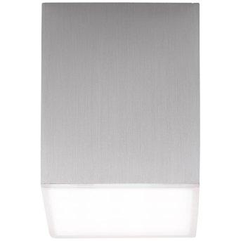 AEG Gillian Lámpara de Techo LED Aluminio, 1 luz