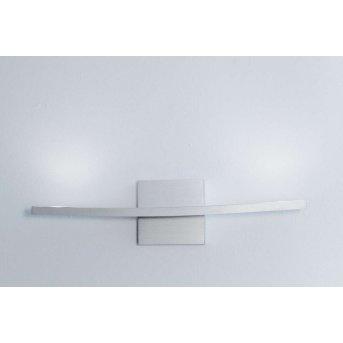 Bopp ARCO Aplique LED Aluminio, 2 luces