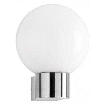 Cmd Aqua Ball Aplique Acero inoxidable, 1 luz