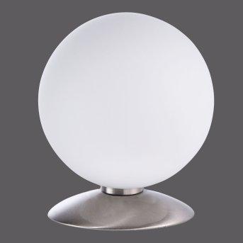 Paul Neuhaus BUBBA Lámpara de Mesa LED Acero inoxidable, 1 luz