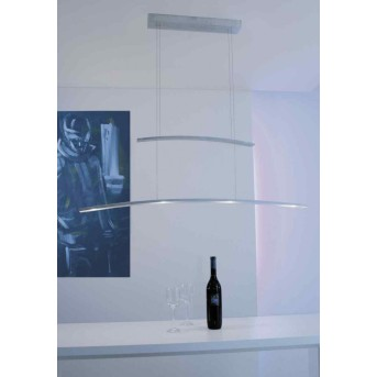 Bopp ARCO Lámpara suspendida LED Aluminio, 4 luces