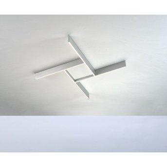 Bopp NANO PLUS COMFORT Lámpara de Techo LED Aluminio, Blanca, 1 luz