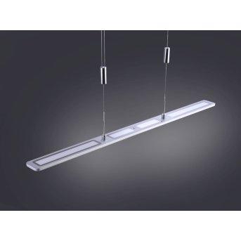 Paul Neuhaus NIKA Lámpara Colgante LED Aluminio, 1 luz