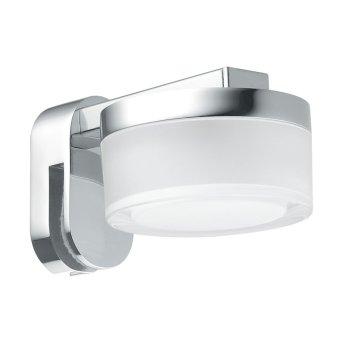 EGLO ROMENDO Lámpara de espejos LED Cromo, 1 luz