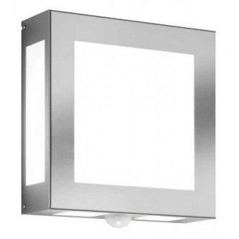 Cmd Aqua Legendo Aplique Acero inoxidable, 1 luz, Sensor de movimiento