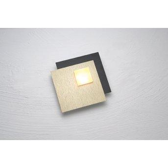 Bopp PIXEL 2.0 Lámpara de Techo LED Negro, 1 luz
