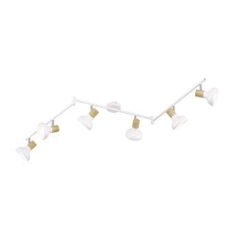 WOFI TEXEL Foco Blanca, 6 luces