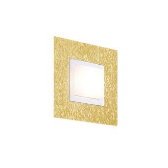 Grossmann BASIC Lámpara de techo o pared LED Latón, 1 luz