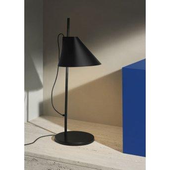 Louis Poulsen YUH Lámpara de Mesa LED Negro, 1 luz