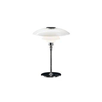 Louis Poulsen Lámpara de Mesa Blanca, 1 luz