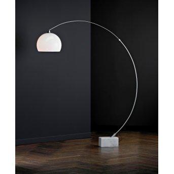 Paul Neuhaus MANI Lámpara de Pie Acero inoxidable, 1 luz