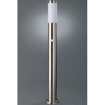 Massive myGarden UTRECHT Iluminación de camino Acero inoxidable, 1 luz, Sensor de movimiento