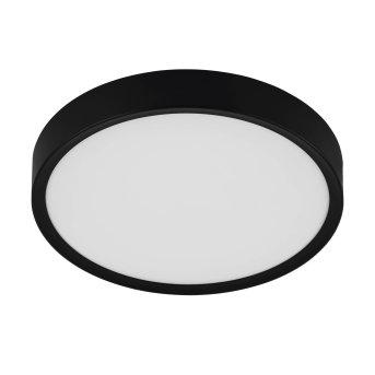 Eglo MUSURITA Lámpara de Techo LED Negro, 1 luz