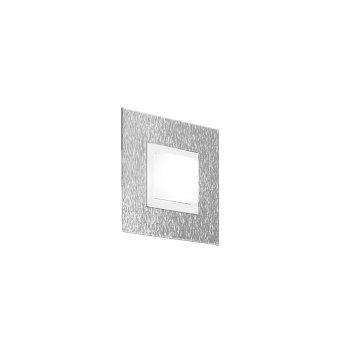 Grossmann BASIC Lámpara de techo o pared LED Aluminio, 1 luz