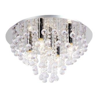 Lámpara de Techo Nino Leuchten LONDON Cromo, 5 luces