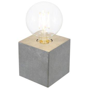 Lámpara de Mesa Nino Leuchten LEONIE Gris, 1 luz