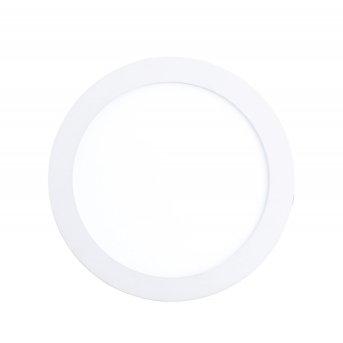 Eglo FUEVA 1 Lámpara empotrable LED Blanca, 1 luz