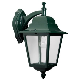 KS Verlichting Sorrento Aplique Verde, 1 luz