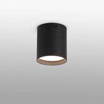 Faro Barcelona Haru Lámpara de Techo LED Negro, 1 luz