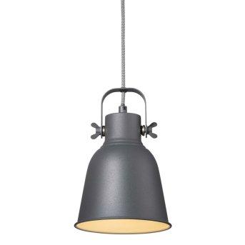 Nordlux ADRIAN Lámpara Colgante Negro, 1 luz