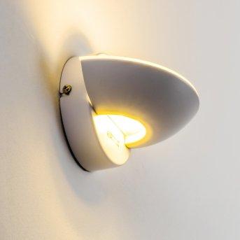 Dominical Aplique LED Blanca, 2 luces