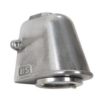 KS Verlichting Offshore Aplique Aluminio, 1 luz