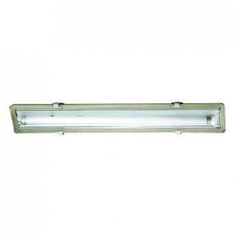 Nordlux WORKS Lámpara para armarios Plata, 1 luz