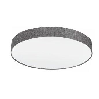 Eglo PASTERI Lámpara de Techo Blanca, 5 luces