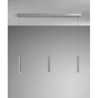 Bopp PLUS Lámpara Colgante LED Aluminio, 3 luces