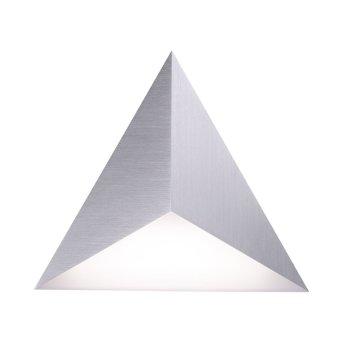 Paul Neuhaus Neuhaus Q-TETRA SATELLIT Aplique LED Níquel-mate, 1 luz, Mando a distancia