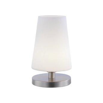 Paul Neuhaus SONJA Lámpara de Mesa LED Plata, 1 luz