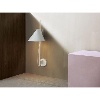 Louis Poulsen YUH Aplique LED Blanca, 1 luz