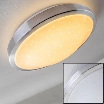 Star Lámpara de techo LED Blanca, 1 luz