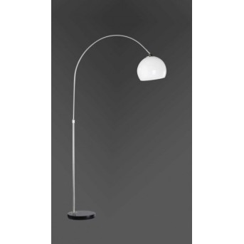 Leuchten-Direkt PIA Lámpara de pie Acero inoxidable, 1 luz