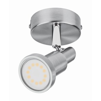 LEDVANCE SPOT Lámpara de focos Plata, 1 luz