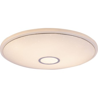 Lámpara de Techo Globo CONNOR LED Blanca, 1 luz, Mando a distancia, Cambia de color
