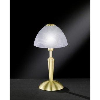 Wofi MORLEY Lámpara de mesa Latón, 1 luz