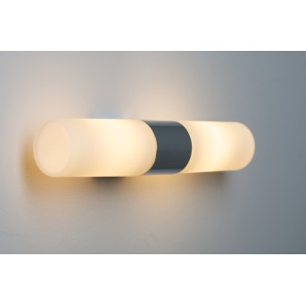 Nordlux Tangens Aplique Cromo, 2 luces
