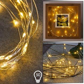 Sondrio Tira de luces LED, 50 luces
