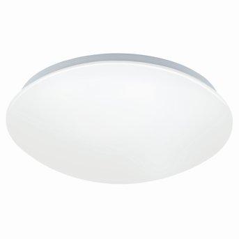 Eglo GIRON-C Lámpara de Techo LED Blanca, 1 luz, Cambia de color