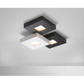 Bopp CUBUS Lámpara de techo LED Negro, Blanca, 3 luces