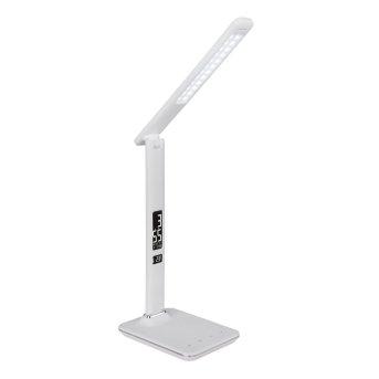 Lámpara de Mesa Globo TANNA LED Blanca, 1 luz