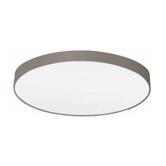 Eglo PASTERI Lámpara de Techo Blanca, 7 luces