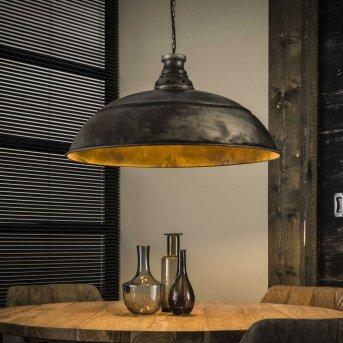 HOGEBRUG Lámpara Colgante Plata, 1 luz