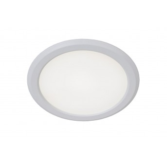 Lucide TENDO-LED Foco empotrable Blanca, 1 luz