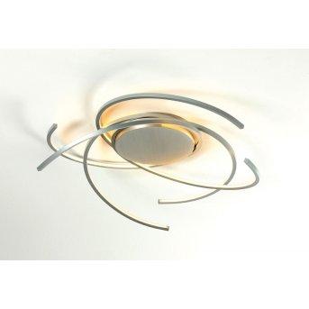 Escale SPACE Lámpara de techo LED Aluminio, 1 luz