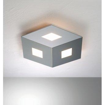 Bopp-Leuchten BOX BASIC Lámpara de Techo LED Colorido, Aluminio, 3 luces